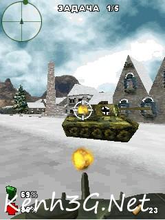 Tải Game Armor Elite 3D game bắn xe tăng