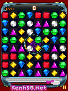 Bejeweled Twist - Xếp Kim Cương